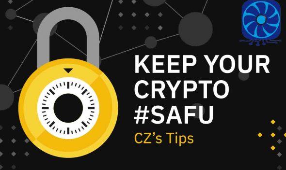Keep Your Crypto #SAFU
