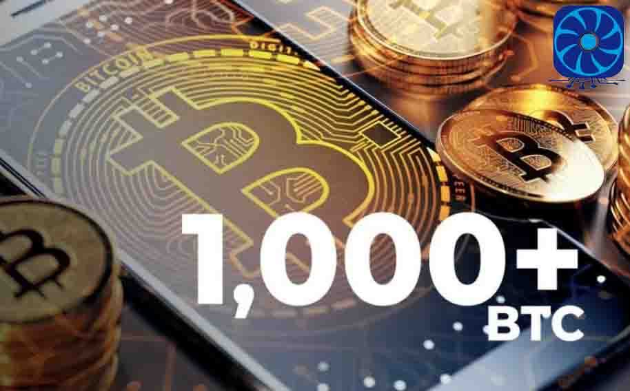 bitcoin wallets with 1k btc