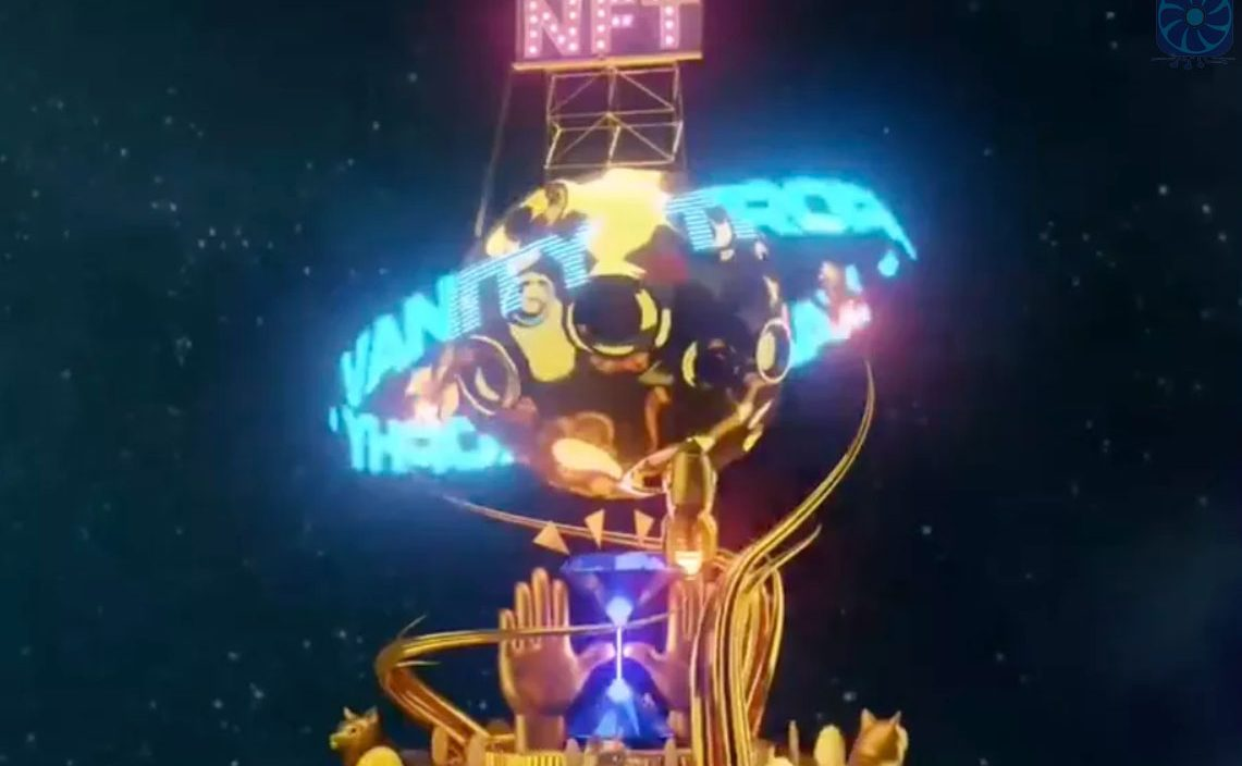 Elon Musk produced a techno track about NFTs