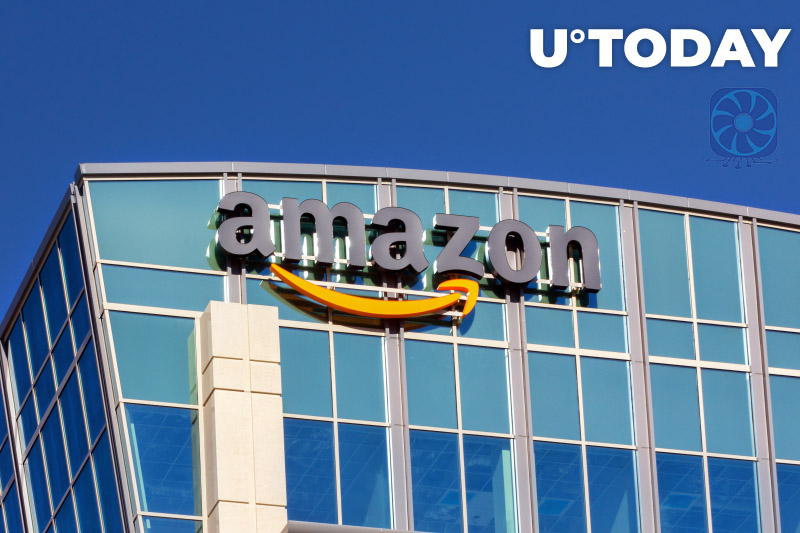 Acceptance of digital currencies by Amazon